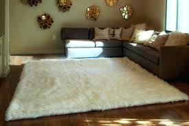 great faux animal skin rugs