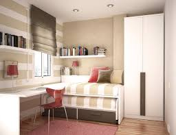 space saving kids furniture. small kids room with space saving furniture and beds neutral colors from sergi mengot