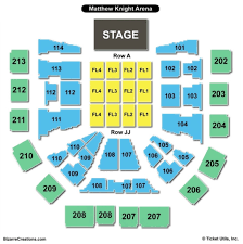 18 Proper Matthew Knight Arena Interactive Seating Chart
