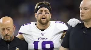 Vikings Wr Depth Chart Adam Thielen Injury Update Vikings Wr Ruled Out For Week 8