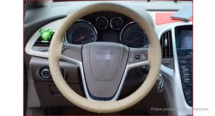 car auto pu leather steering wheel wrap cover protector