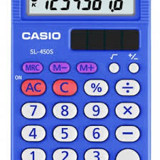 parcc basic four function calculators for grades calculators inc casio sl 450s basic solar calculator