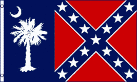 Image result for SC/REBEL STATE 3X5 FLAG