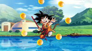 Kid Goku Dragon Ball Live Wallpaper ...