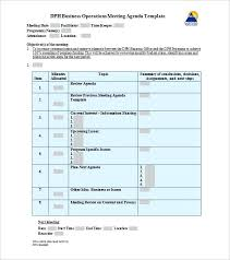 8 Useful Business Itinerary Templates To Download Sample Trip ...