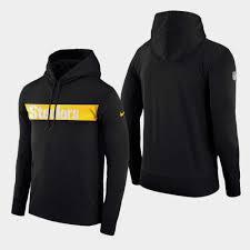 Nfl Fan Hoodie Store Pittsburgh Steelers Men's Jersey