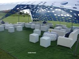 stretch tent tables chairs couches baby shower parties wedding decor catering and equipment hire