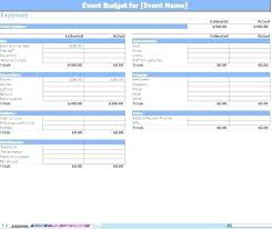 Excel Budget Template Mac Unique Financial Spreadsheet Templates ...