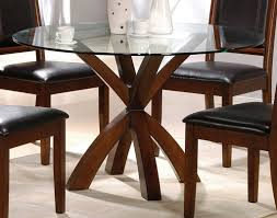 glass dining table base. Wooden Table Basis Glass Dining Room Base Full Circle Bases For