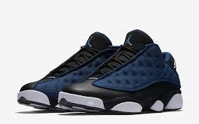 jordan retro 13. air jordan 13 retro low \u0027black/blue\u0027 jordan retro
