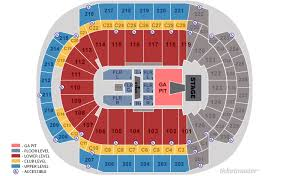 Twin River Seating Chart Unbiased Section 101 Xcel Energy Center Hillsong Chart