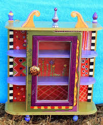funky furniture and stuff. small curio cabinet carolyns funky furniture and stuff t
