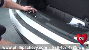 Phillips Chevrolet - 2017 Chevy Traverse – Spare Tire - Chicago ...