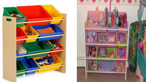 Kids room, Honey Can Do Toy Organizer And Kids Storage Bins Review Kids  Storage Bins ...