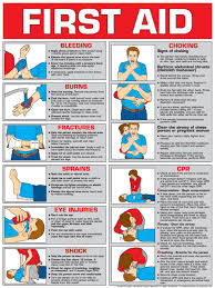 Free Choking Safety Posters First Aid Posters First Aid