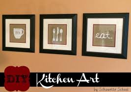 DIY Kitchen Art Made Easy with Silhouette