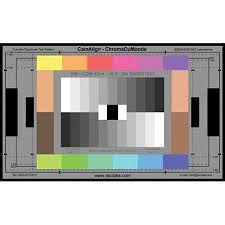 Video Camera Test Chart Dsc Labs Combi Dx 1 Chromadumonde 12 4 Test Chart