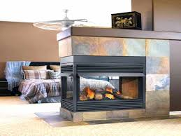 Ventless Fireplace System Dual Fuel Technology Chocolate Finish Ventless Fireplaces