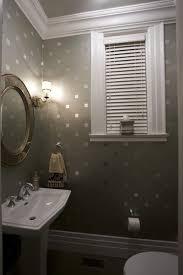 dot bathroom decor paint