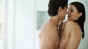 Couple shower sex stories