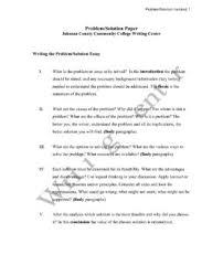 problem solution essay topics example   drugerreportwebfccom problem solution essay topics example
