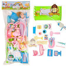 Báo giá Đồ chơi thông minh giúp trẻ phát triển trí tuệ đồ chơi bác sĩ, đồ  chơi y tế cho bé - HT3919 - đồ chơi trẻ em Monkey -hàng Việt