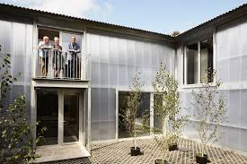 Acrylic Flooring Grand Designs Grand Designs Goes Agricultural With Cowshed Home Grand