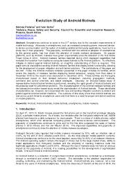 PDF) Evolution Study of Android Botnets   Heloise Pieterse and Ivan Burke -  Academia.edu