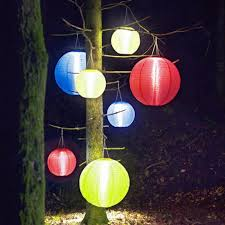 outdoor hanging lanterns for trees lights