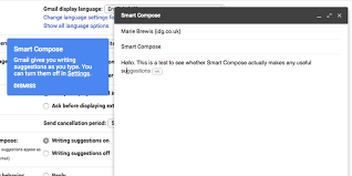 How To Use Email How To Use Autocomplete In Gmail Try Smart Compose For Faster