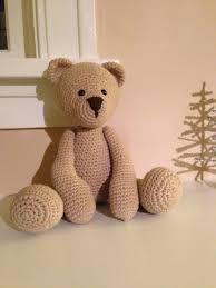 Easy Crochet Teddy Bear Pattern Cool Design Ideas