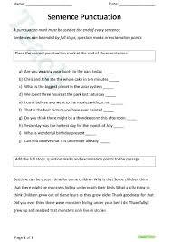 Commas Worksheets For 2nd Grade Fincasantagueda Co