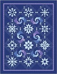 snowflake quilt pattern - Google Search   Quilts   Pinterest ... & snowflake quilt pattern - Google Search Adamdwight.com