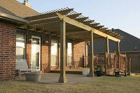 custom wood patio covers. Unique Patio Functional And Decorative You Can Build A Custom Wood Patio Cover To Match  Your Homes In Custom Wood Patio Covers O