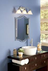 bathroom lighting track vanity tantalizing small space apartment inspiring design express divine white for ideas over