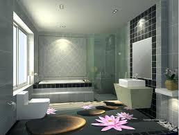 3D Bathroom Designs Awesome Decorating Design