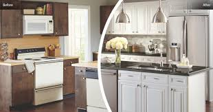 cabinet refacing best photo gallery reface kitchen cabinets before after