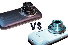 samsung zoom. samsung galaxy k zoom vs s4 zoom: what\u0027s the difference? - pocket-lint
