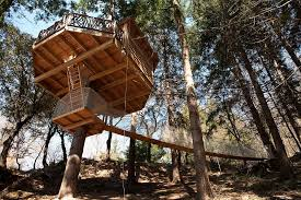 Best Treehouse Hotels On Bookingcom In 2016  Tree House MapTree Treehouse Hotel Africa