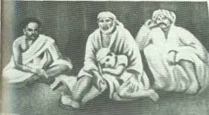 Image result for images of shirdi sai baba with child in his lap