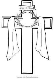 cross pictures to color. Fine Cross Cross Coloring Page Color Book At For Pictures To