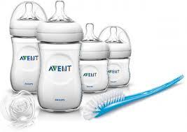<b>Philips Avent Набор</b> бутылочек для новорожденных <b>Natural</b> ...