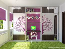 Kids Bedroom Designs For Girls Small Room Ideas For Girls With Cute Color Bedroom Delectable