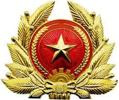Image result for quốc huy quân đội nhân dân việt nam
