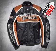 Leather Jacket With Design On Back Mens Hd Harley Davidson Classic Leather Jacket Made Of 100