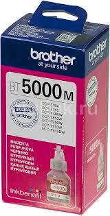Купить Картридж струйный <b>Brother BT5000M</b> пурпурный ...