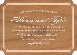 wooden wedding invitations made from real wood Real Wood Wedding Invitations simple frame wood wedding invitations real wood wedding invitations custom