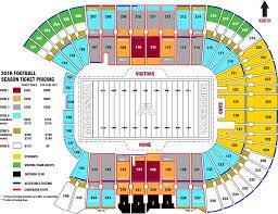 Tcf Stadium Seating Chart Mn United Tcf Bank Stadium Seating Map Map Speedytours