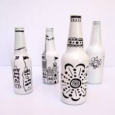 How To Decorate Beer Bottles 60 Beer Bottle Craft Ideas To Try ASAP 54