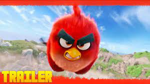 Angry Birds. La Película (2016) Nuevo Tráiler Oficial #3 Español Latino -  YouTube